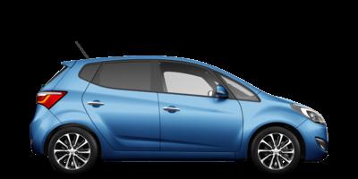 Nuova Hyundai ix20