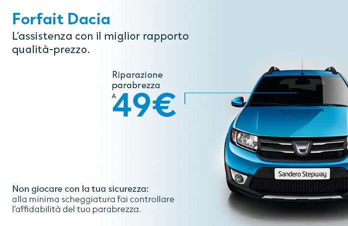 Servizi Post Vendita Dacia