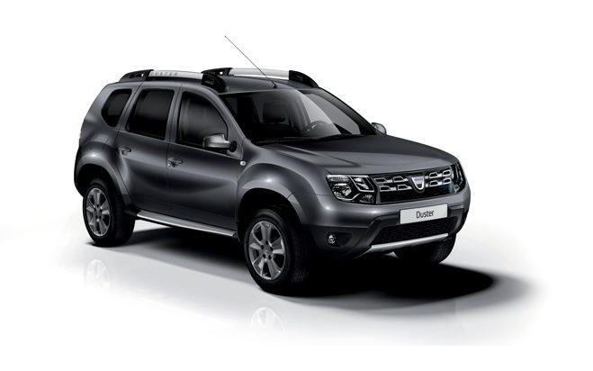 Nuova Dacia Duster Serie Speciale Brave 2