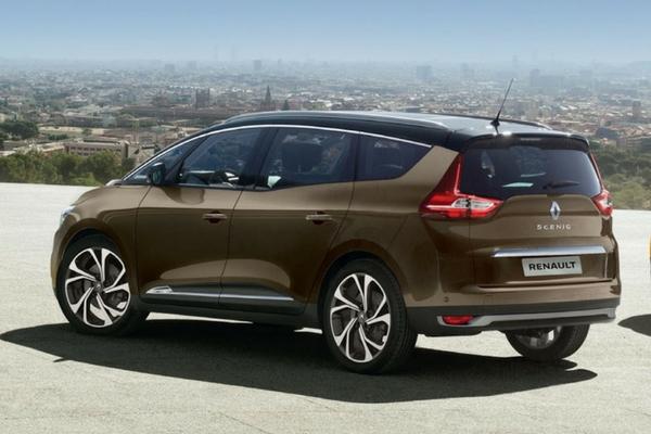 Renault Scenic Offerta Natalizia